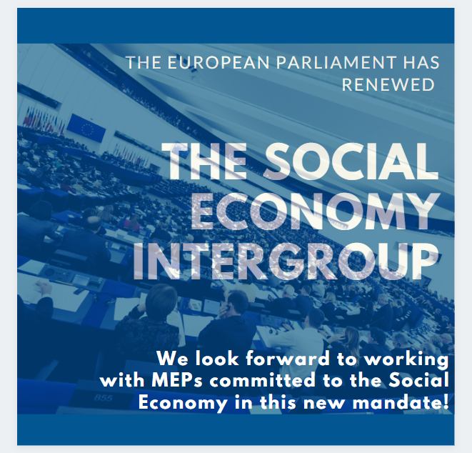 2020 already looking brighter: Cooperatives Europe welcomes the renewal of the #SocialEconomyIntergroup and thanks #CoopSupporter MEPs & partners for support.   We look forward to contributing to this intergroup, bringing the voice of the European #cooperatives to the table.
