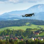 Image for the Tweet beginning: Manna, a B2B drone delivery