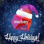 Image for the Tweet beginning: Wishing everyone wonderful holidays and