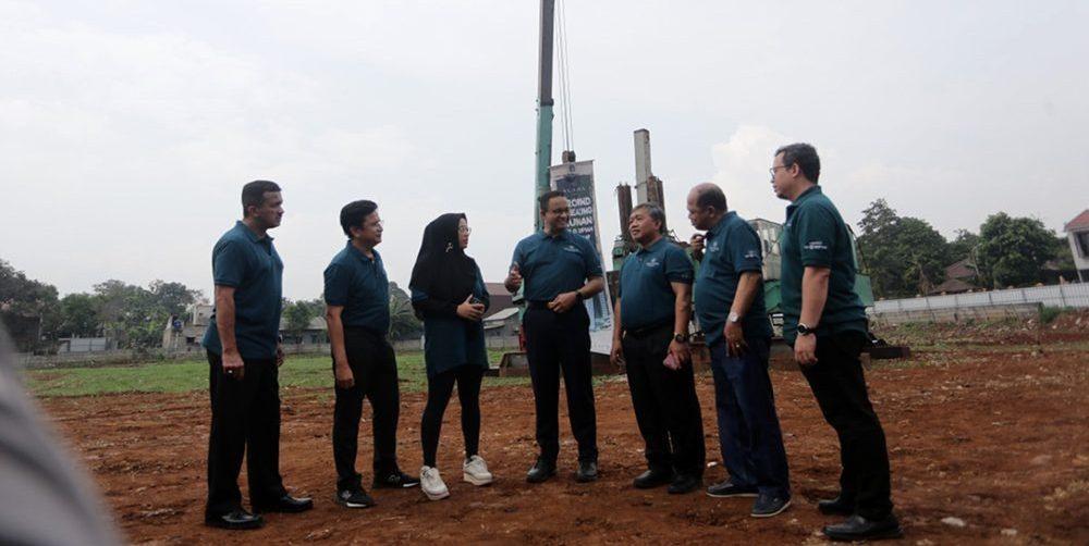 DPRD Provinsi DKI Jakarta berharap pembangunan hunian Samawa (Solusi Rumah Warga) dengan DP Rp 0 di Nuansa Cilangkap, Jakarta Timur dapat rampung lebih cepat. Ditargetkan selesai dalam 18 bulan atau pada 2021. http://dprd-dkijakartaprov.go.id/dprd-harap-pembangunan-dp-0-rupiah-di-cilangkap-dipercepat/…#dprddkijakarta#dkijakarta #rusun