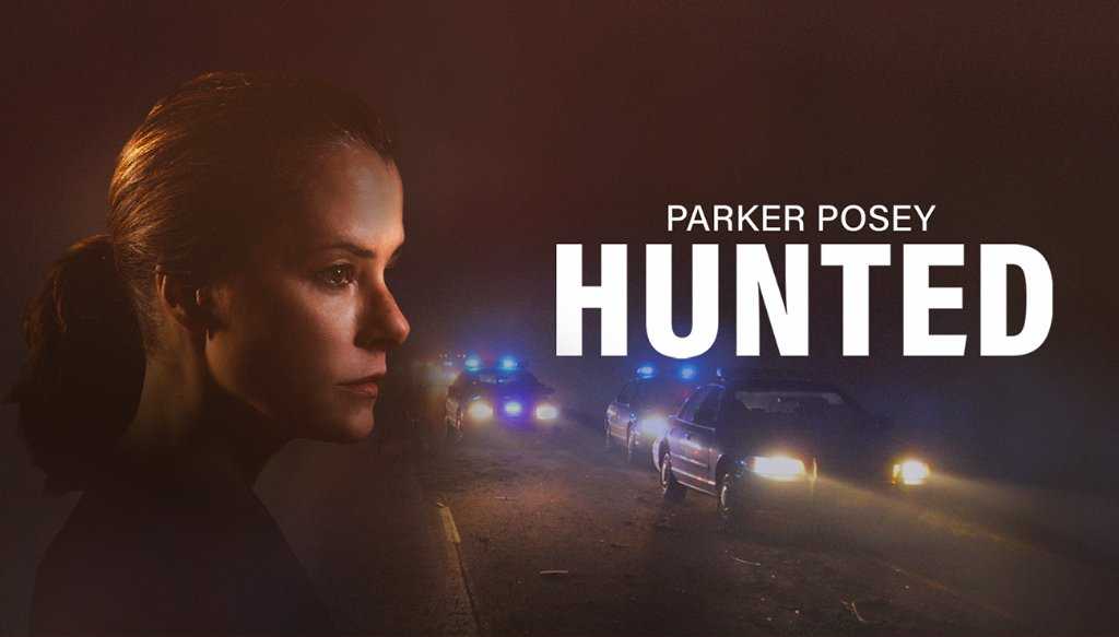 Parker Posey stars as a U.S. Marshal in the audio fiction series Hunted. Binge the season: apple.co/Hunted
