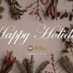 Image for the Tweet beginning: Wishing everyone Happy Holidays from