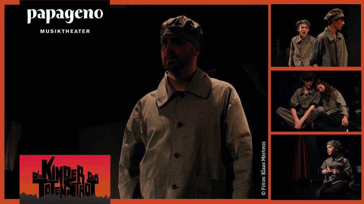 Wegen des großen Erfolgs am 23., 24. und 25. Januar 2020 wieder im @PapagenoTheater #Frankfurt: #DieKinderDerTotenStadt – Musikdrama #GegenDasVergessen unter Schirmherrschaft von #IrisBerben. Mit dem #Ensemble der #Uraufführung. #Theater #Musical #twlz #hessenedu #JungeBühnepic.twitter.com/3K1y6XuVKi