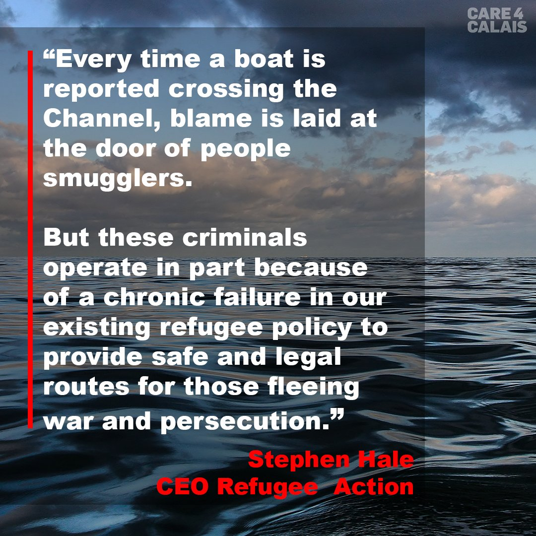 Read the full article here: ow.ly/lLQh50xEml9 @SHaleGeneva @RefugeeAction