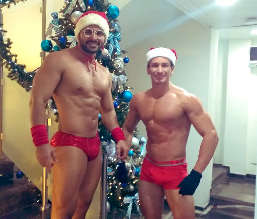 penes en navidad