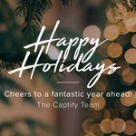 From our @Captify family to yours🎄 #captify #thecaptifydiaries