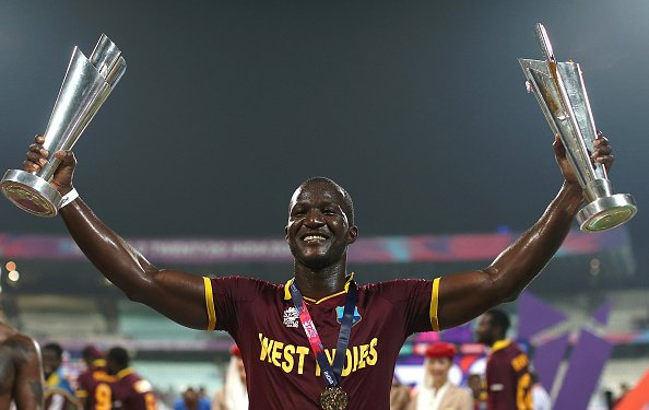 Happy Birthday to former WI Captain @darensammy88 🥳🎉. From all us at Cricket West Indies, WI hope you have a great one! 🎂