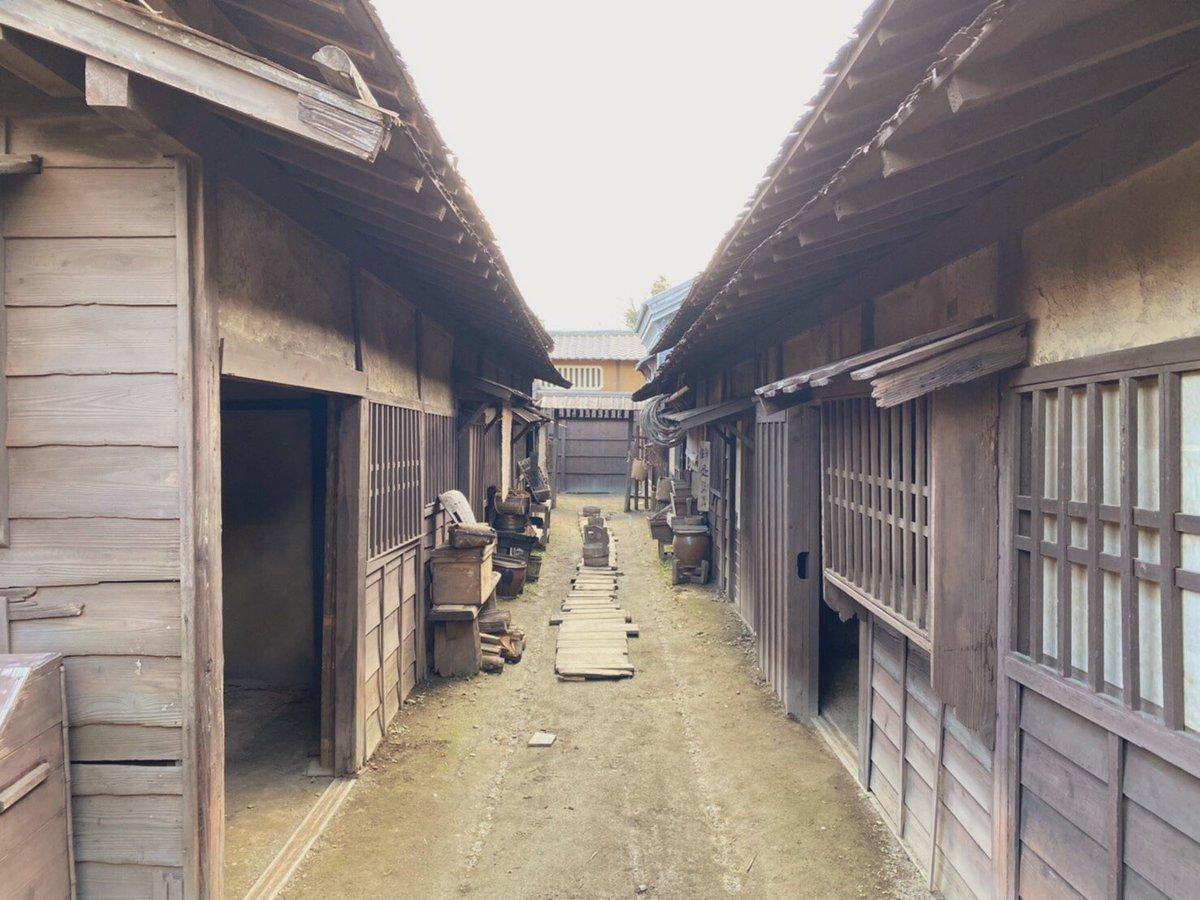 京都松竹撮影所 hashtag on Twitter