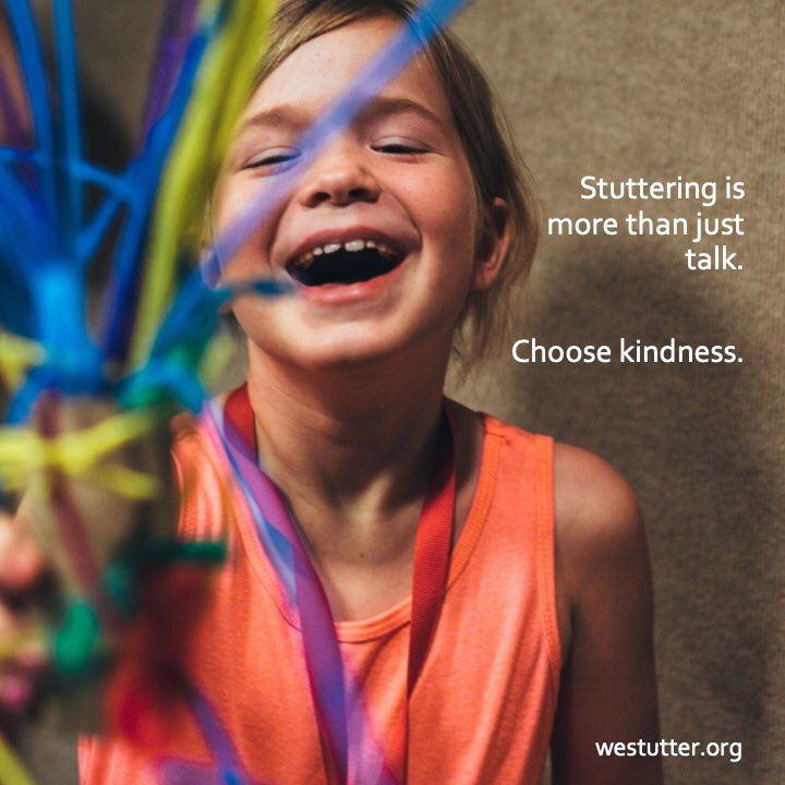 It is never acceptable to mock the way someone speaks. Learn more about stuttering and how you can empower people who stutter: https://t.co/fPvsvYCnMM. https://t.co/v93wg5if1N