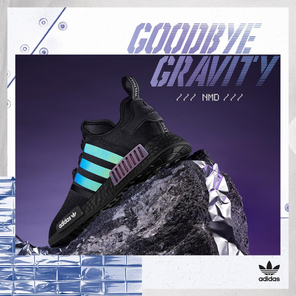 adidas NMD R1 + X_PLR 'Goodbye Gravity