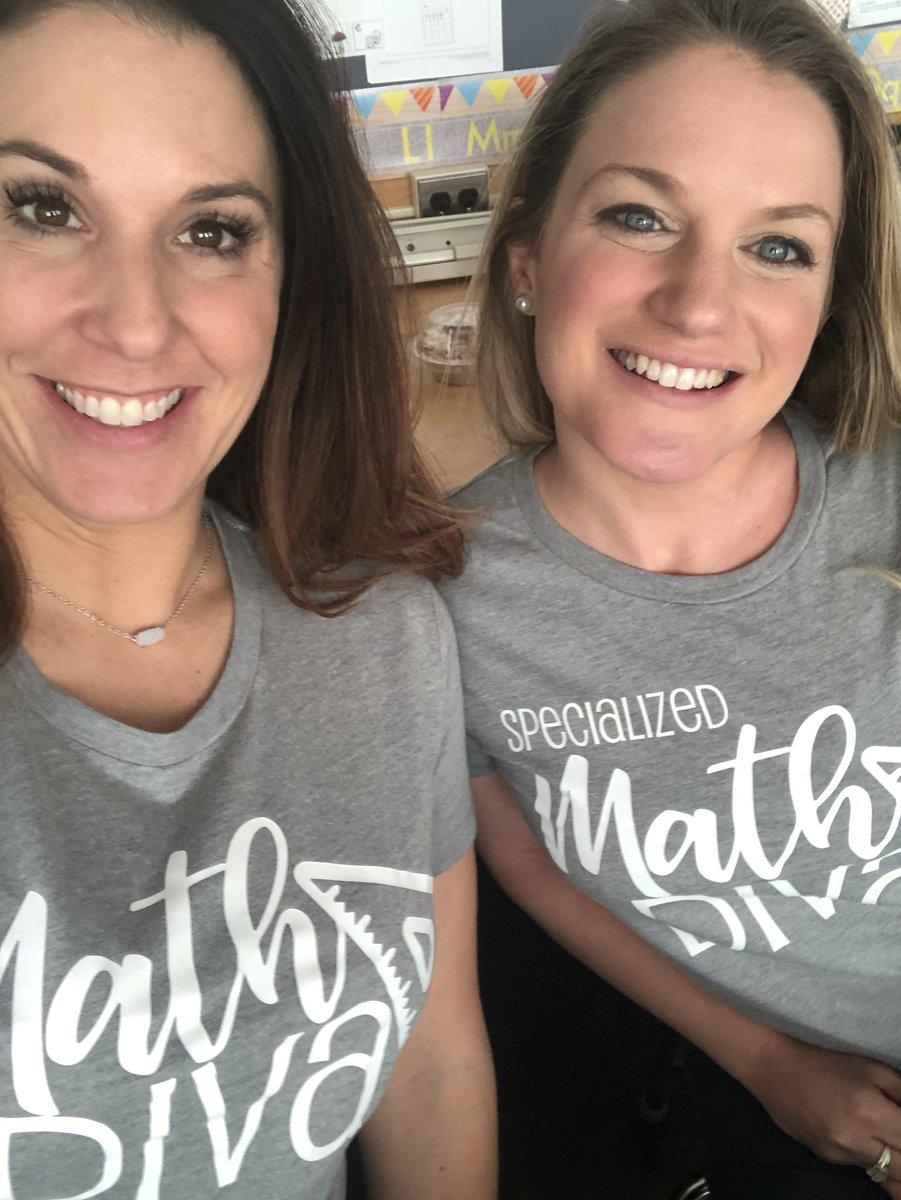 Love co-facilitating with my partner math diva! @LCPS_Math @SpecialRdgMath #iteachmath #mathdivas