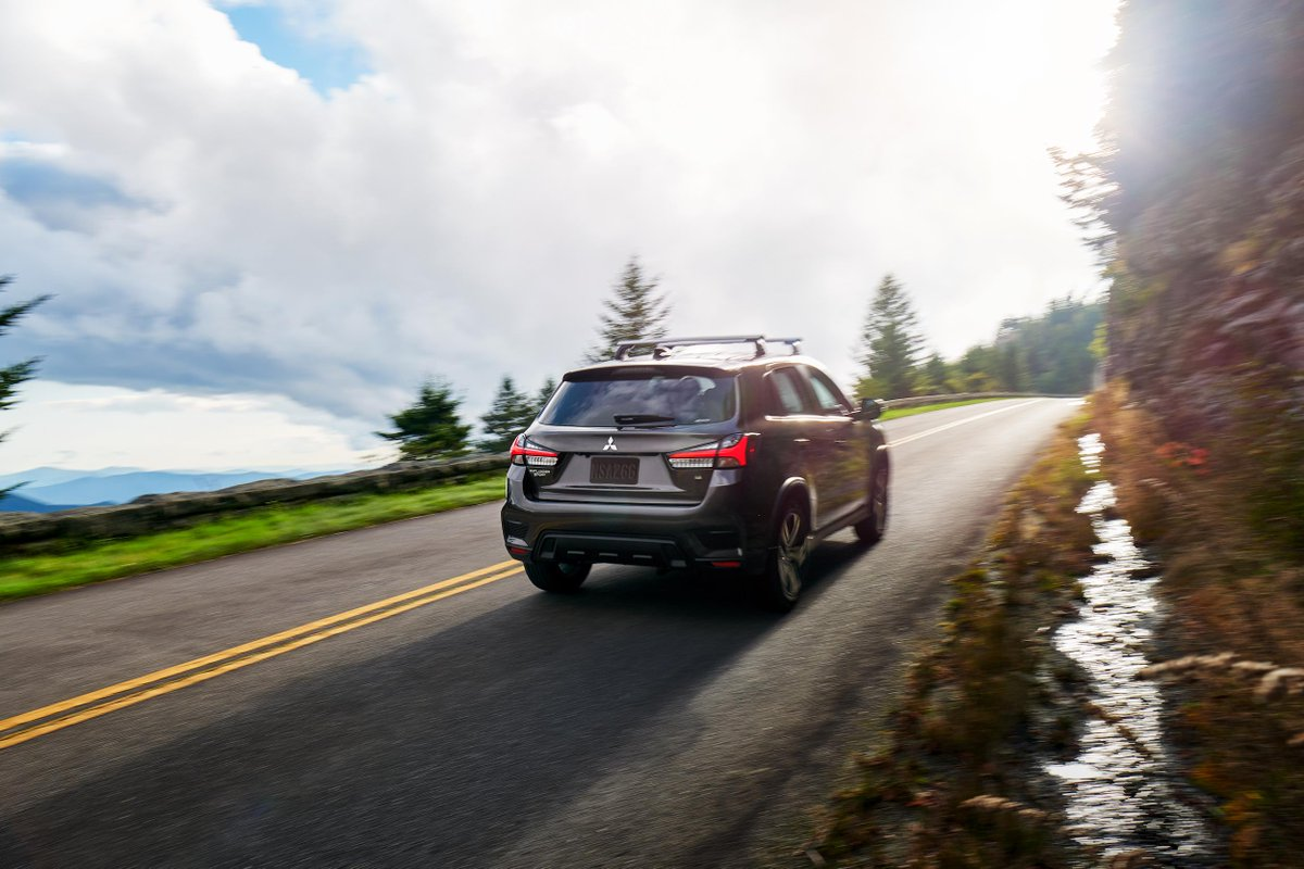 Celebrate the drive home in your #OutlanderSport. Make it a #MitsubishiMilestone