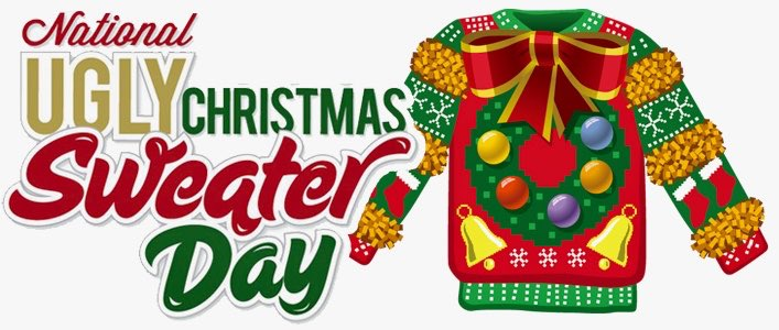 Today is #NationalUglySweatherDay! Snap a photo and retweet @PaCapitoltours with your #UglyChristmasSweater!