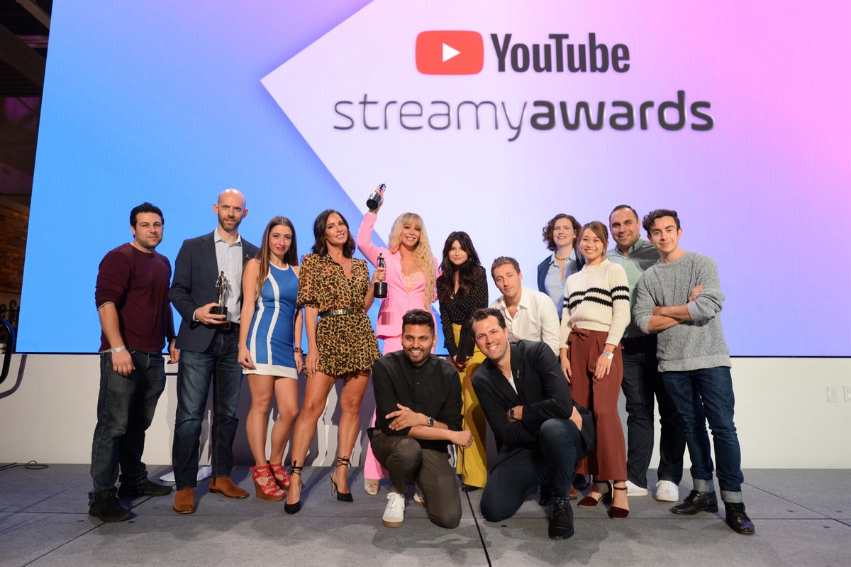 We are excited to announce that Charlie Annenberg is granting $25K to each fellow @Streamys honoree for NGO/Non-profit: @StJudePLAYLIVE & @ItGetsBetter  We are thrilled to recognize these world class non-profits & to support their missions & commitment to creating a better world! https://t.co/poNC2yTr6N