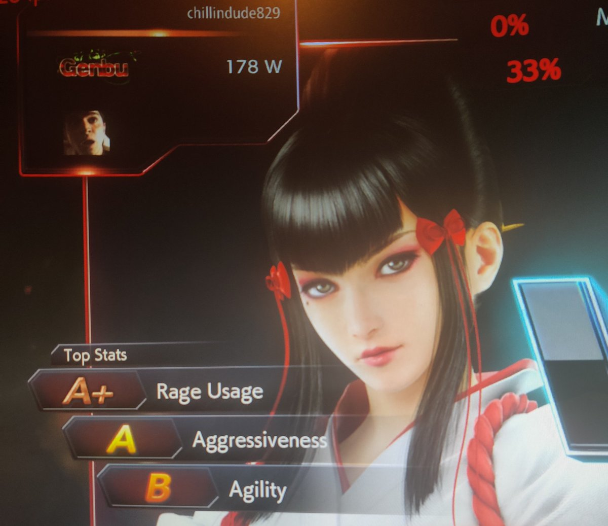 Leffen On Twitter Made Genbu Red Rank In Tekken On My 7th Day Of Playing Tekken O I Definitely Still Suck In Every Mu Knowledge Wise Lmao Think I Got There In