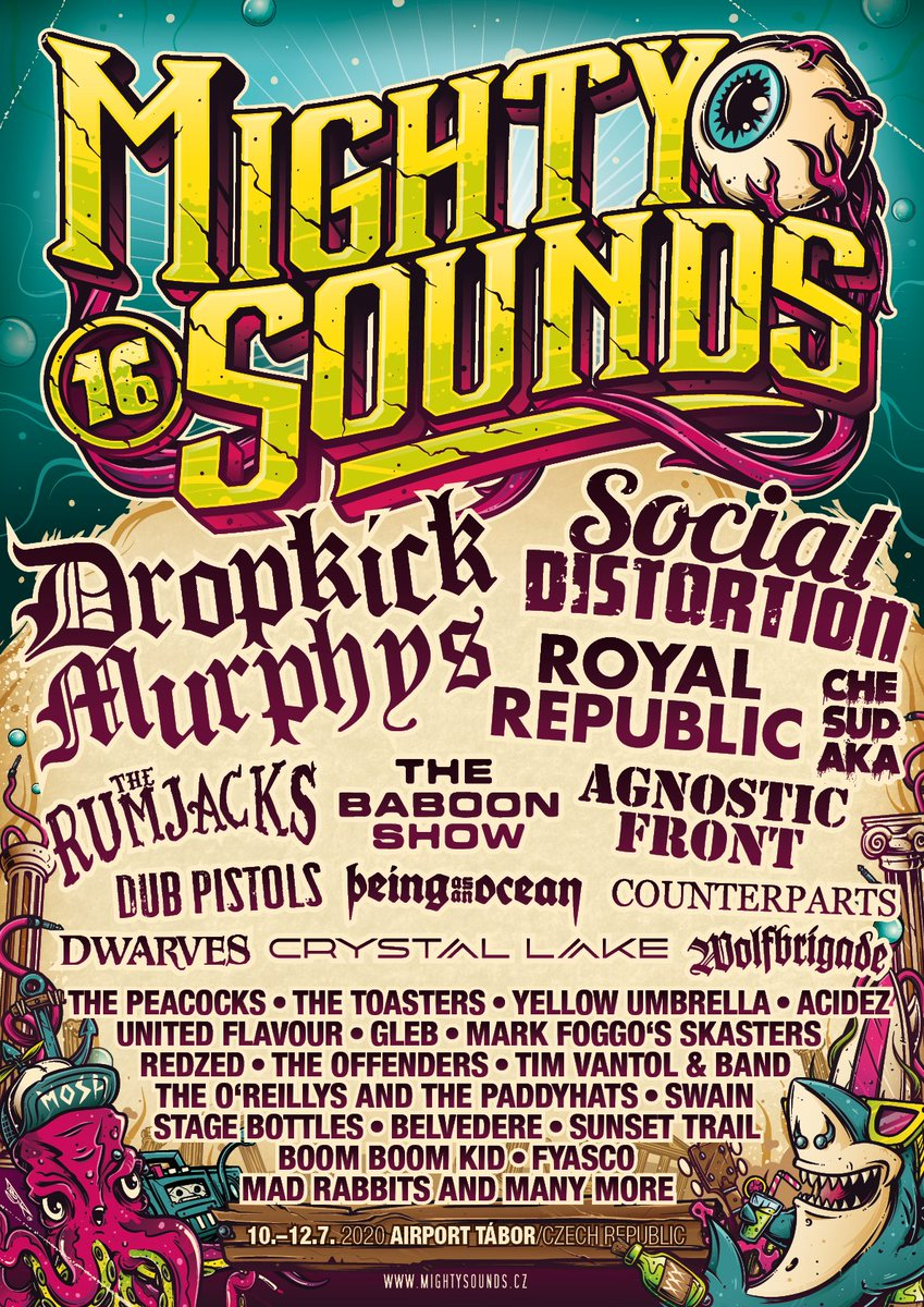mighty sounds 2020