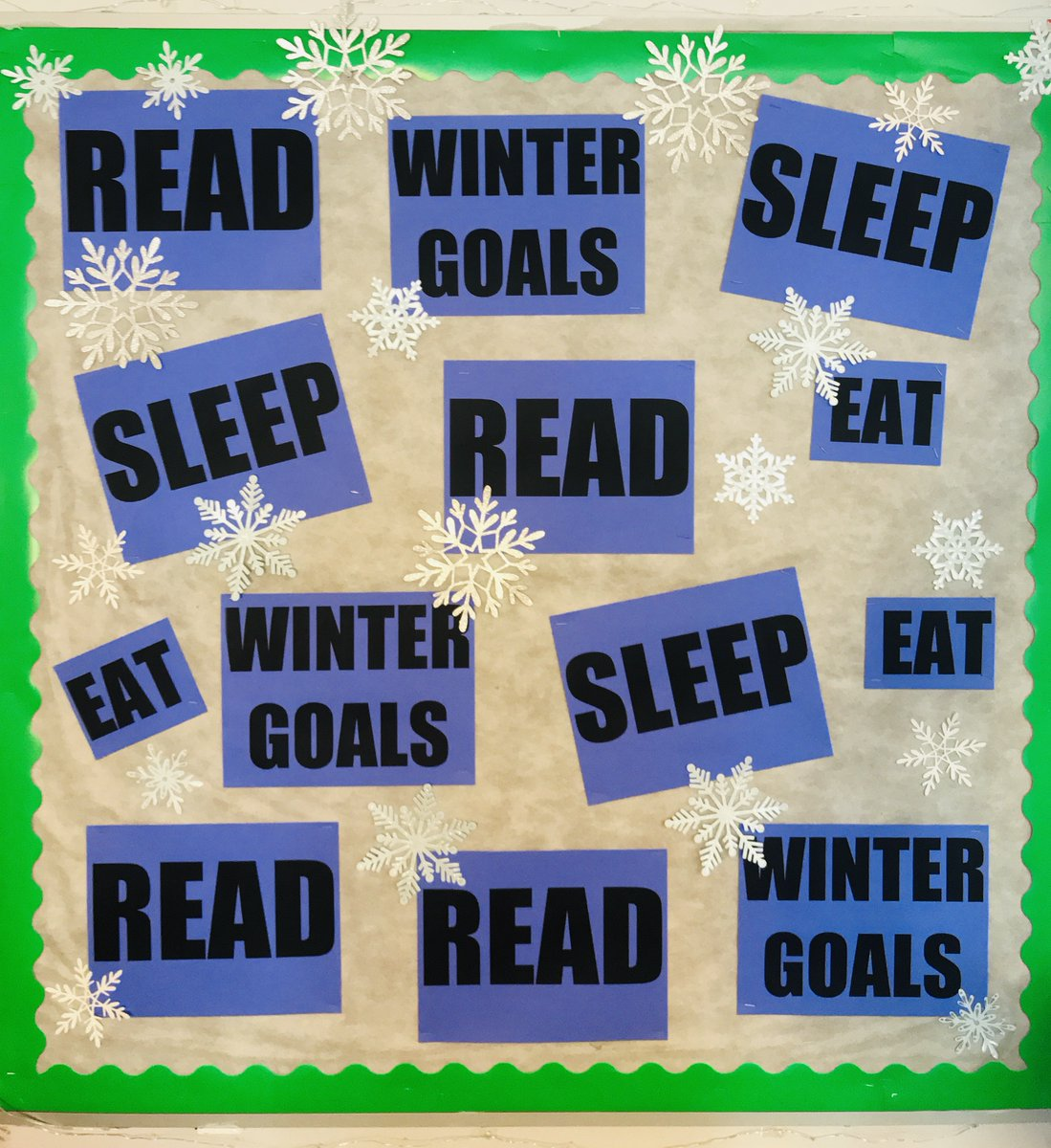 Happy Winter Break, <a target='_blank' href='http://twitter.com/YorktownHS'>@YorktownHS</a>! Stop by & grab a book if you haven't already & see you next year! 📚😊❄️ <a target='_blank' href='http://search.twitter.com/search?q=wintergoals'><a target='_blank' href='https://twitter.com/hashtag/wintergoals?src=hash'>#wintergoals</a></a> <a target='_blank' href='http://search.twitter.com/search?q=bookgoals'><a target='_blank' href='https://twitter.com/hashtag/bookgoals?src=hash'>#bookgoals</a></a> <a target='_blank' href='http://search.twitter.com/search?q=readsleeprepeat'><a target='_blank' href='https://twitter.com/hashtag/readsleeprepeat?src=hash'>#readsleeprepeat</a></a> <a target='_blank' href='http://twitter.com/APSVirginia'>@APSVirginia</a> <a target='_blank' href='http://twitter.com/Principal_YHS'>@Principal_YHS</a> <a target='_blank' href='http://twitter.com/YorktownAPs'>@YorktownAPs</a> <a target='_blank' href='http://twitter.com/ArlingtonVALib'>@ArlingtonVALib</a> <a target='_blank' href='https://t.co/58tqdUUY20'>https://t.co/58tqdUUY20</a>