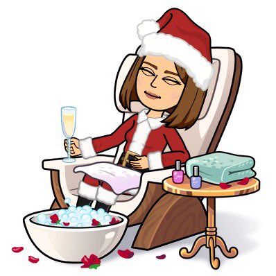 .... and relax! The holidays have arrived 🙌🎄