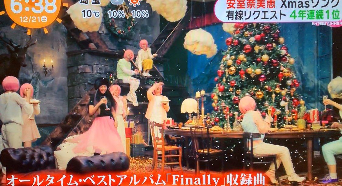 クリスマス ソング 有線