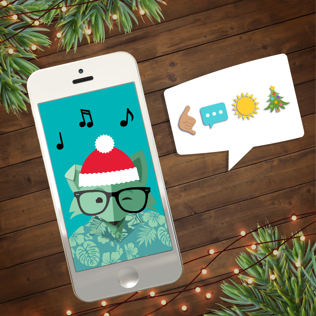 🎁GIVEAWAY🎁  WIN A YEAR OF SERVICE , AN iPHONE AND A SPOTIFY GIFT CARD just for showing the love. Retweet this post, follow @mintmobile and name the holiday song in the emojis to enter.  Hint: this is the song you should be singing when you go on vacation from your phone bill. https://t.co/4GC5NUqJZm