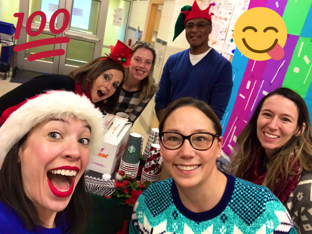 Coffee cart strikes again!! The BEST administrators in the business delivered happiness to teachers this morning in the form of Dunkin Donuts and holiday cheer 🍩 ☕️ 😋 <a target='_blank' href='http://twitter.com/APSMcKPR'>@APSMcKPR</a> <a target='_blank' href='http://twitter.com/chbrownmckcard'>@chbrownmckcard</a> <a target='_blank' href='http://twitter.com/GMilleratMES'>@GMilleratMES</a> <a target='_blank' href='http://search.twitter.com/search?q=mckaps'><a target='_blank' href='https://twitter.com/hashtag/mckaps?src=hash'>#mckaps</a></a> <a target='_blank' href='https://t.co/6oMt1nhrqi'>https://t.co/6oMt1nhrqi</a>