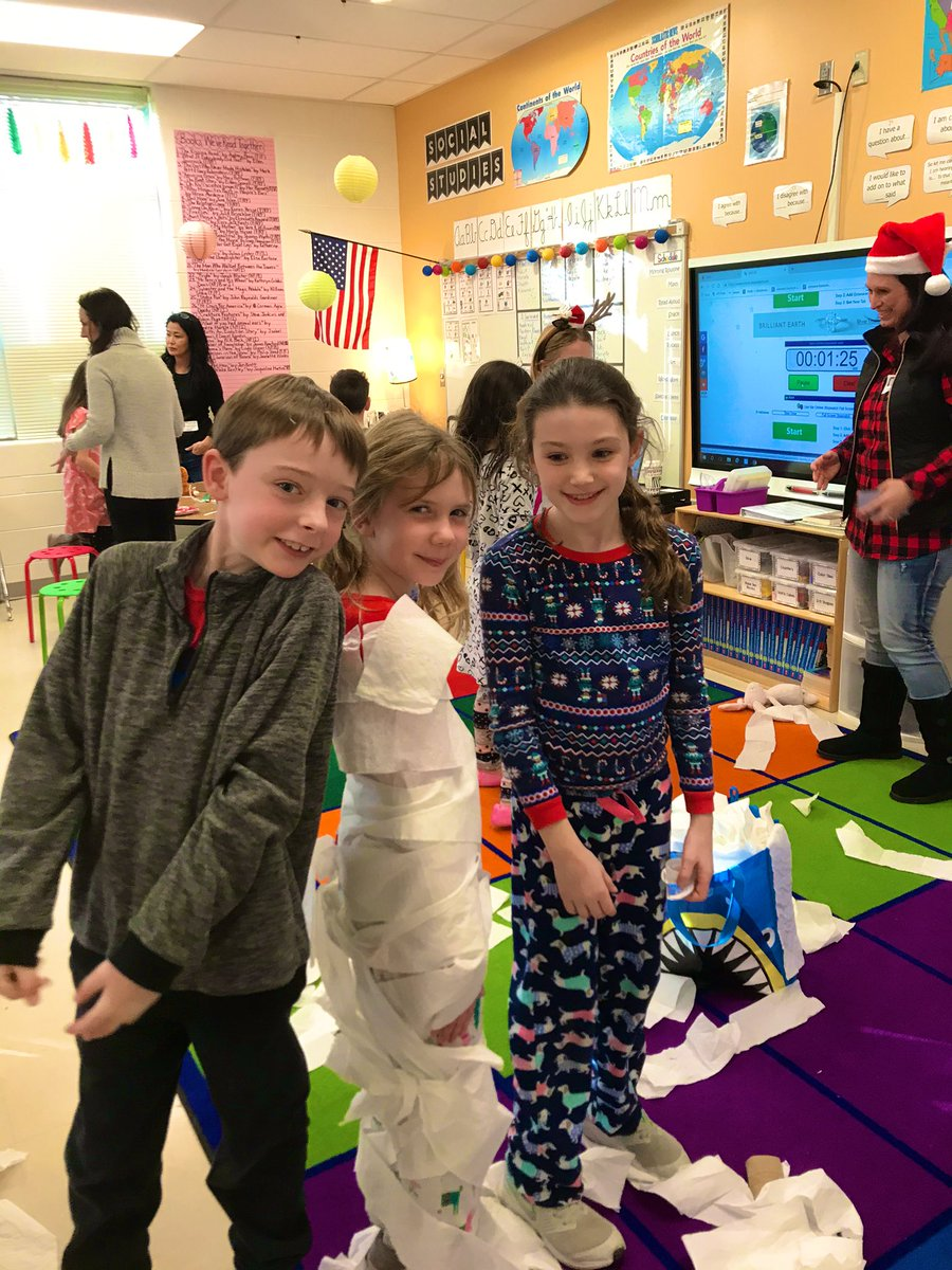 Holiday partying in third grade!! Thanks to all the parents who made this possible❤️ McKinley has the BEST families 🌟 <a target='_blank' href='http://search.twitter.com/search?q=mckaps'><a target='_blank' href='https://twitter.com/hashtag/mckaps?src=hash'>#mckaps</a></a> <a target='_blank' href='http://twitter.com/APSMcKPR'>@APSMcKPR</a> <a target='_blank' href='http://twitter.com/chbrownmckcard'>@chbrownmckcard</a> <a target='_blank' href='http://twitter.com/GMilleratMES'>@GMilleratMES</a> <a target='_blank' href='https://t.co/JG3QdFK7jR'>https://t.co/JG3QdFK7jR</a>