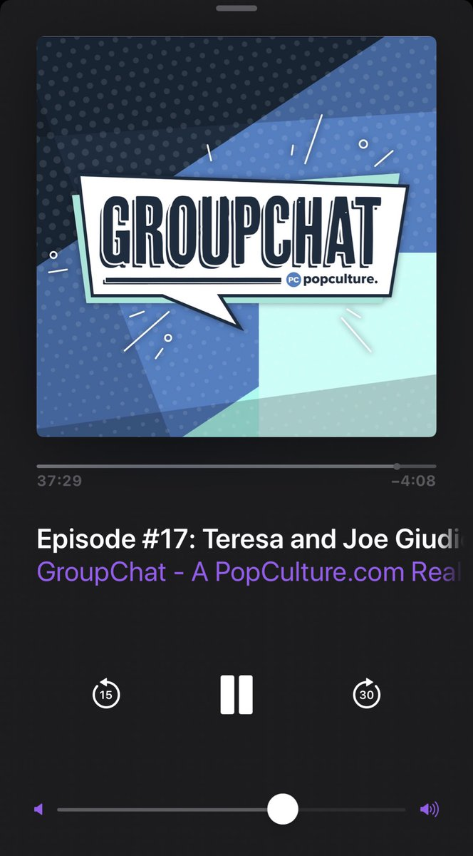 Nothing is more bittersweet about this change than saying goodbye to @PopCulture's #GroupChat. Thankfully @AnnaRumer and @JamesonGBrown let me gush about them, and everyone involved. Listen to my last episode, and feel the feels here 💚https://podcasts.apple.com/us/podcast/groupchat-a-popculture-com-reality-tv-podcast/id1477636941?i=1000460305422 …