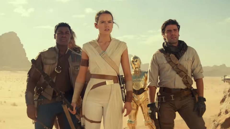 'Star Wars: The Rise Of Skywalker' expected to be a box office By @DawnC331