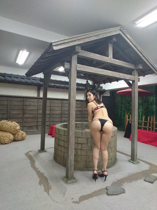 グラビアアイドル内田瑞穂のTwitter自撮りエロ画像12