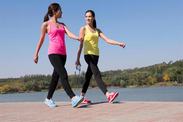 Способствует ли ходьба похудению ног