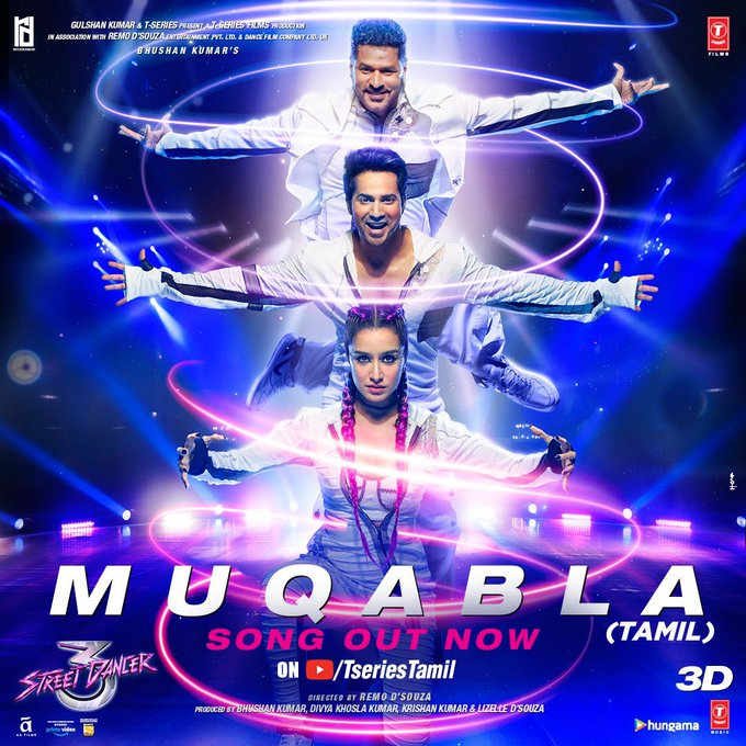 2 pic. He is here to show you his moves! 🕺🏻 Setting the stage on fire, the battle has begun! 🤩🔥 #Muqabla