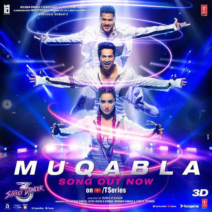 1 pic. He is here to show you his moves! 🕺🏻 Setting the stage on fire, the battle has begun! 🤩🔥 #Muqabla