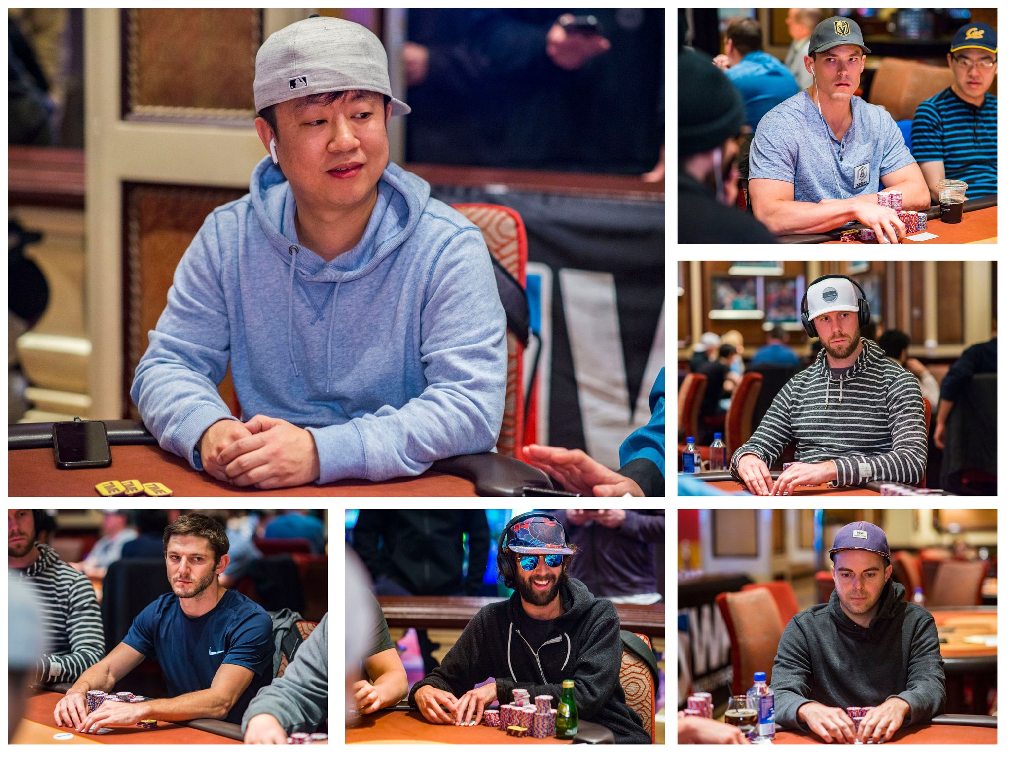 World Poker Tour On Twitter Meet The Wpt5d Final Tablists With Two Wpt A And More Looking To Win 1 69 Million At 3 00 Pm Pt On Pokergo Thecupawaits Https T Co E31t4ighbh Https T Co 9nxu2wizgn