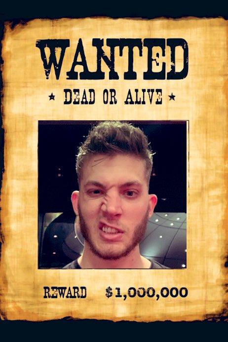 wanted dead or alive for stealing rebounds @meyersleonard https://t.co/1QOH7Ol0jJ