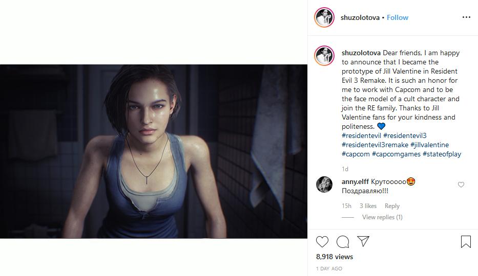 Allgamesdelta On Twitter Model Sasha Zotova Is The New The