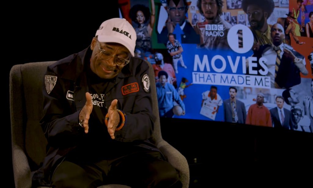 """""""the thing about adam is his range. (...) i have mad respect for everybody but some people... other people... adam's like... my arms aren't wide enough! he's a beast!"""" — spike lee on adam driver https://t.co/G4xHyYFLGa"""