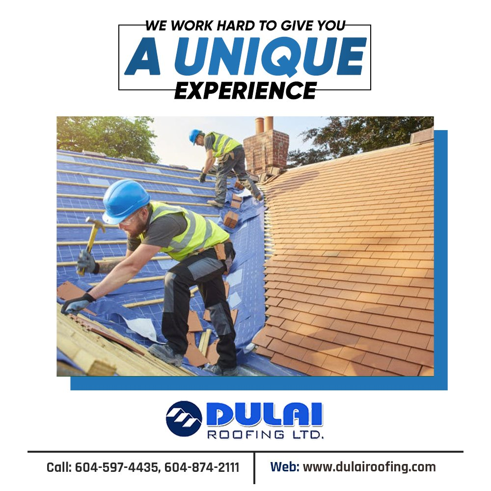 Dulai Roofing Ltd On Twitter Get High Quality Roofing Installations In Canada For Residential Commercial Industrial Projects Best Pricing Custom Installations Beautiful And Skilled Craftsmanship Call On 604 874 2111 604 597 4435 Explore