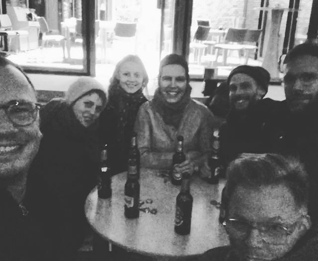 test Twitter Media - The VAN crew gettin ready for Xmas @vanmusicmagazine @vanmusik #bierstattglühwein #xmasparty #bielefeldisreal https://t.co/oVhyFD9CRv