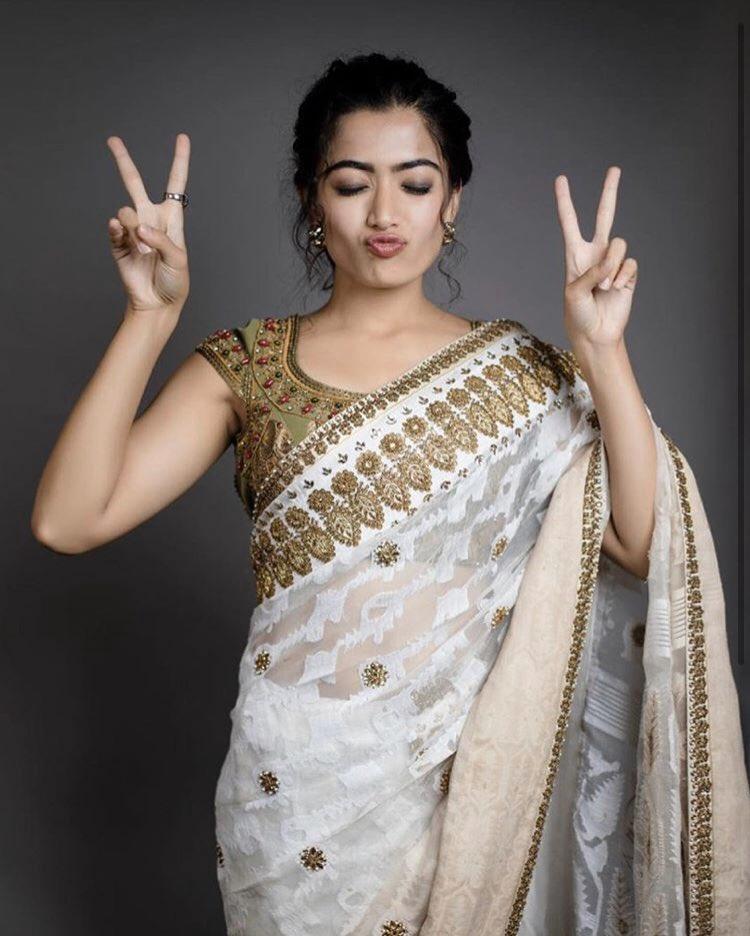 Rashmika Mandanna (Geetha Govindam )