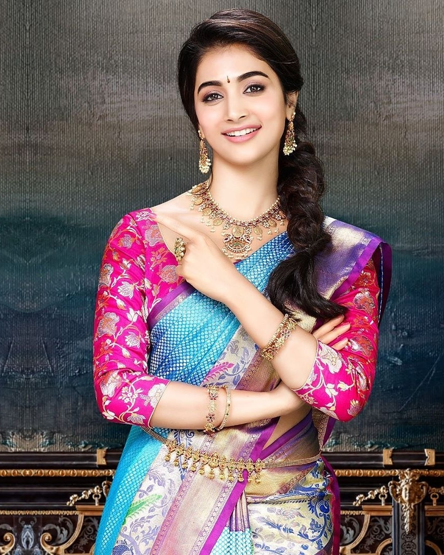 Pooja Hedge Still From Prabha Jaan Movie