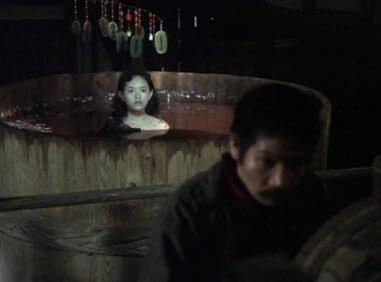 """義視 on Twitter: """"1977年『悪魔の手毬唄』の文子の死に様は日本映画史 ..."""