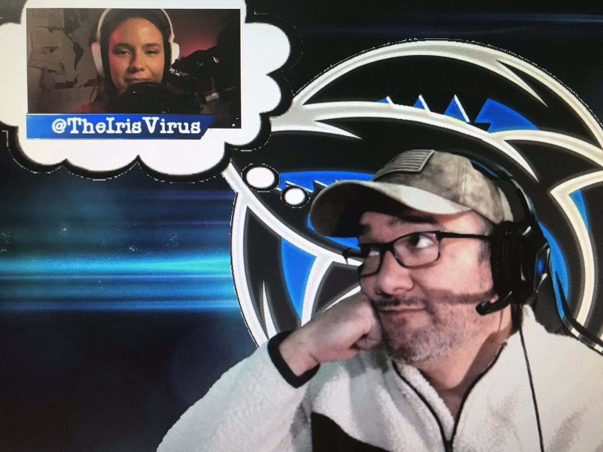Guess who's joining #KyTalkLive Sunday @ 11am EST? That's right... @TheIrisVirus1 #twitch #xmas #fun