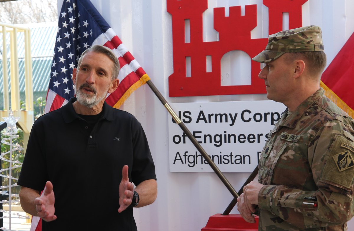 What is #SelflessService? #USACE, #Afghanistan, #Army, #DYK Find out here: facebook.com/USACEAfghanDis…