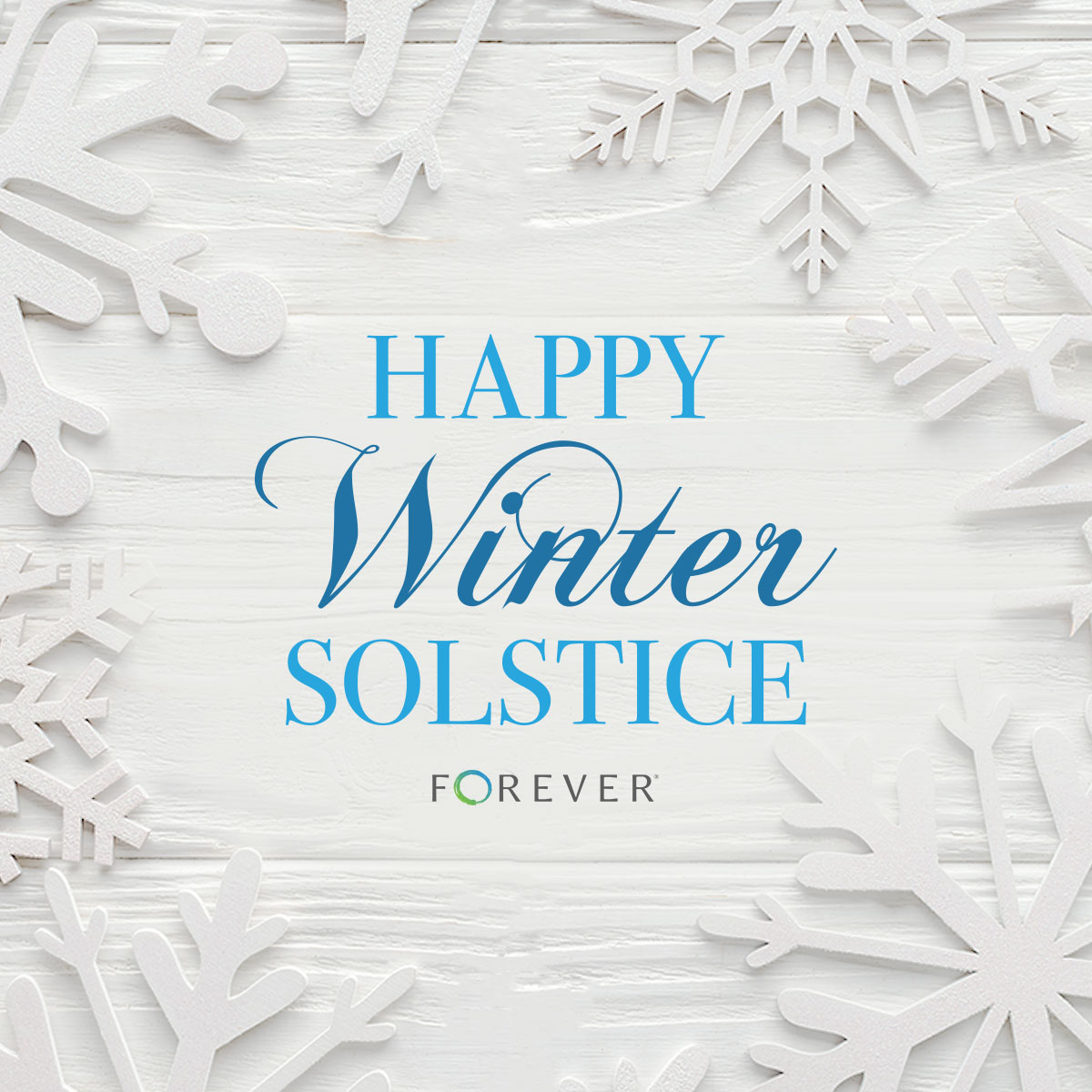 Brrr... it's the Winter Solstice! Enjoy the shortest day of the year ❄️