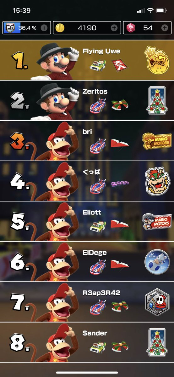 Mario Kart Tour On Twitter It S Tough To Say Which Of