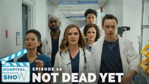 ~ #SaraCanning in the new Series #HospitalShow  ~ @saradjcanning  @HospitalShow pic.twitter.com/hvd8hnmklk