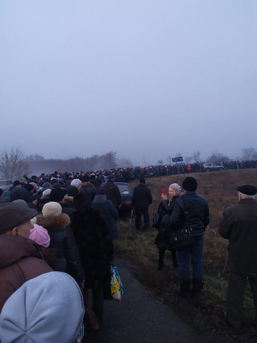 В зоне ООС ранен боец, оккупанты полчаса обстреливали Крымское и Пески, - Минобороны - Цензор.НЕТ 9440