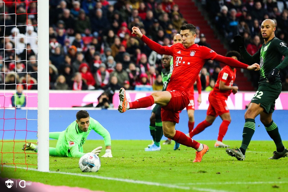 Video: Bayern Munich vs Wolfsburg Highlights