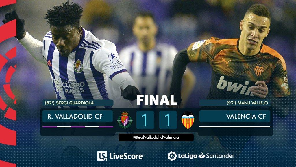 Valladolid-Valence