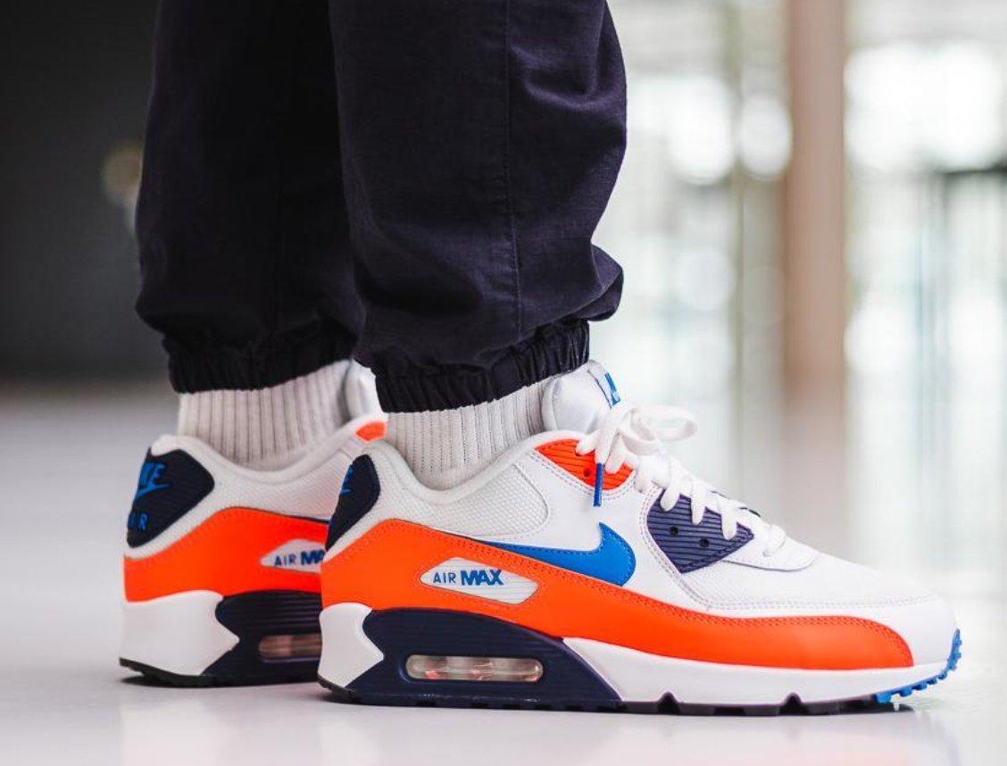 air max 90 essential total orange